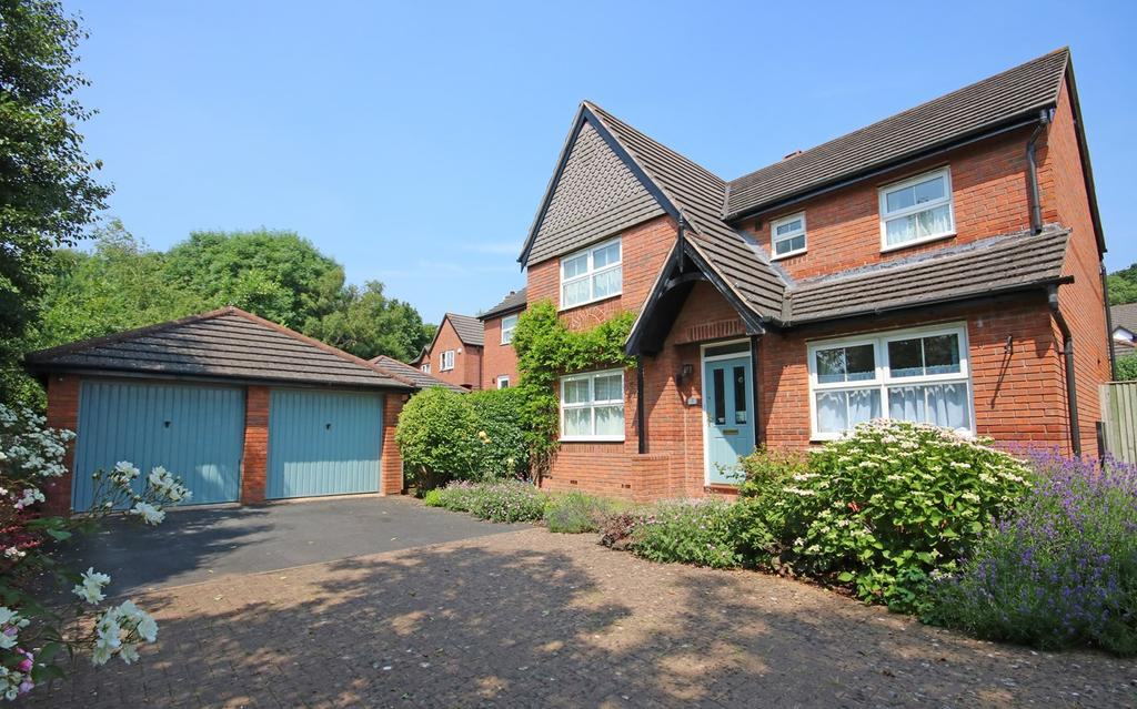 4 Bedrooms Detached House for sale in Frome Brook Road, Ledbury, HR8