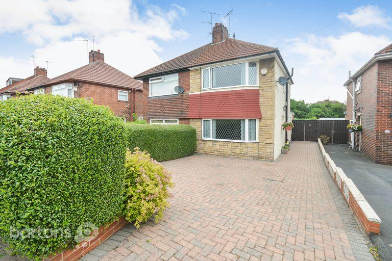 3 Bedrooms Semi Detached House for sale in Brinsworth Lane, Brinsworth, Rotherham