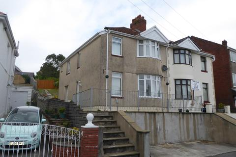 3 bedroom semi-detached house for sale - Brynawel Crescent, Treboeth, Swansea, SA5