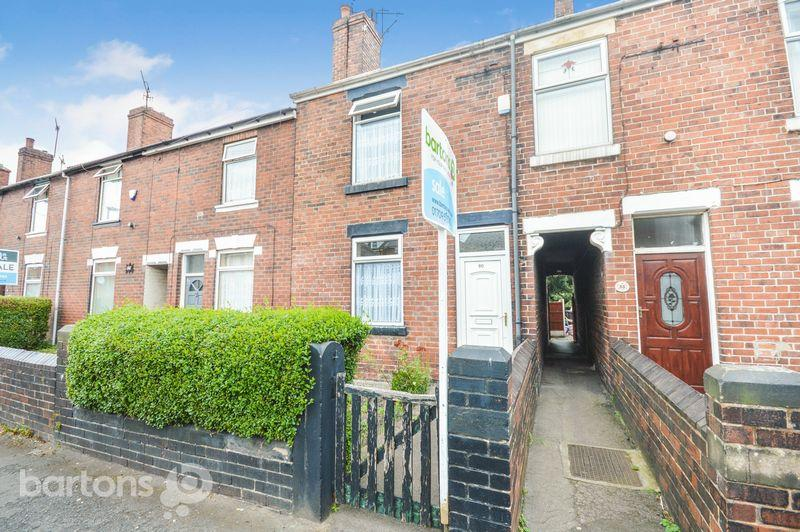 3 Bedrooms Terraced House for sale in Clough Street, Thornhill, Rotherham