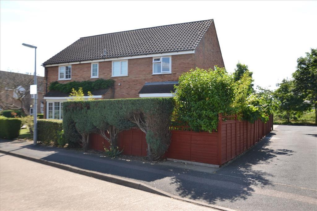 2 Bedrooms Cluster House for sale in Lincoln Crescent, Biggleswade, SG18