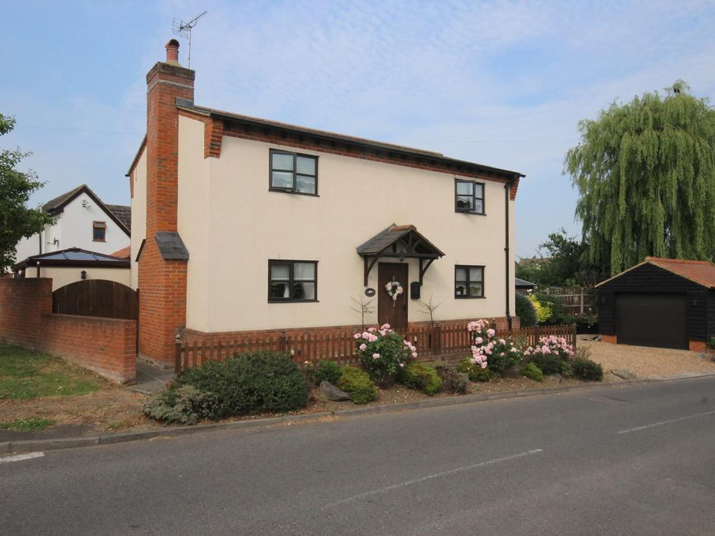 3 Bedrooms Detached House for sale in Greenfield Road, Pulloxhill, MK45