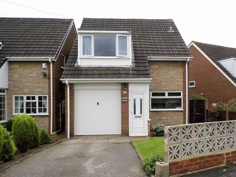 3 Bedrooms Detached House for sale in Mount Road, Pelsall, Walsall.