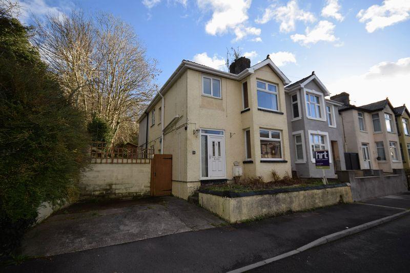 4 Bedrooms Semi Detached House for sale in Herbert Street, Bridgend