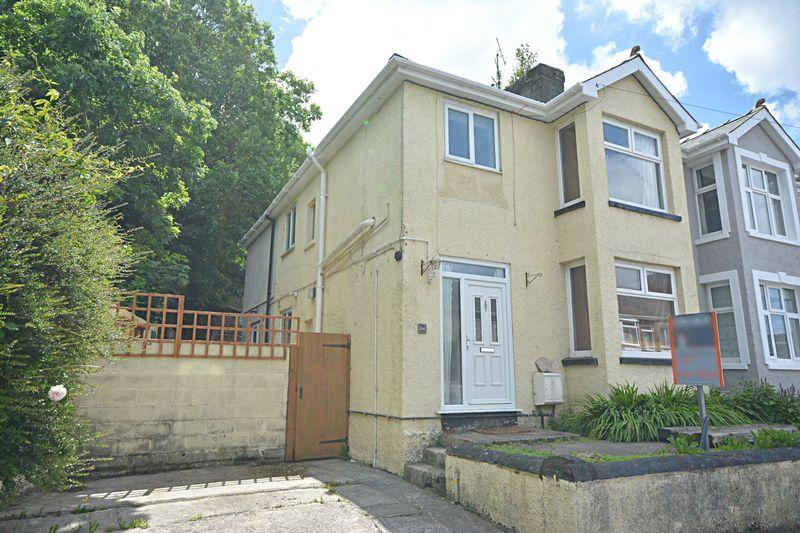 4 Bedrooms Semi Detached House for sale in Herbert Street, Bridgend