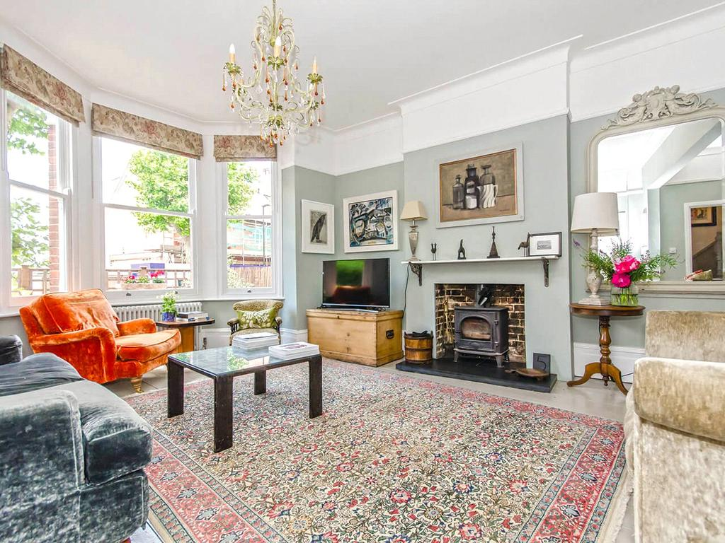 4 Bedrooms Terraced House for sale in Fortis Green Avenue, London, N2