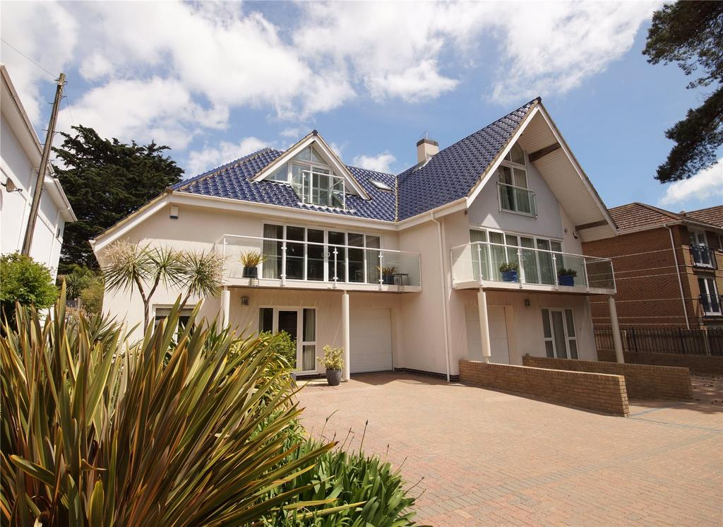 5 Bedrooms Semi Detached House for sale in Panorama Road, Sandbanks, Poole, Dorset, BH13