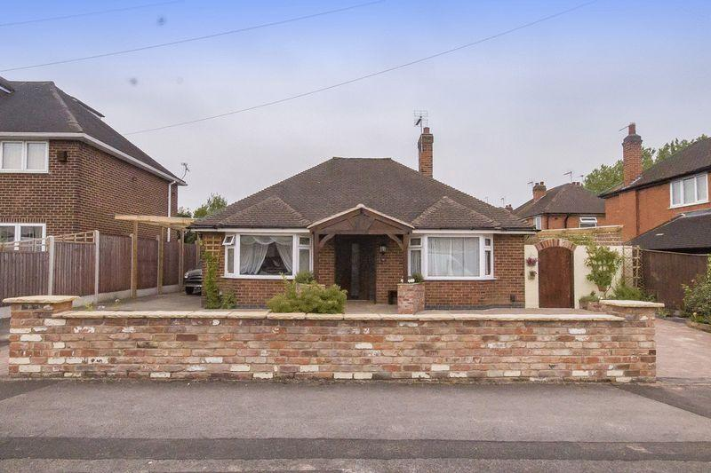 2 Bedrooms Detached Bungalow for sale in Walnut Avenue, DE24