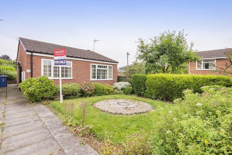 2 Bedrooms Detached Bungalow for sale in MIDDLEBECK CLOSE, CHELLASTON