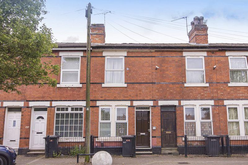 2 Bedrooms Terraced House for sale in HAVELOCK ROAD, DERBY
