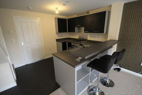 2 bedroom terraced house to rent - LEVETTS CLOSE, STENSON FIELDS