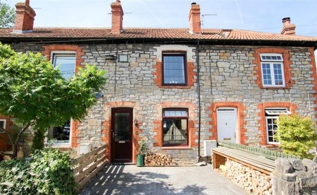 3 Bedrooms Terraced House for sale in Middle Street, Puriton, Bridgwater