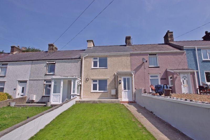 2 Bedrooms Terraced House for sale in Talysarn, Gwynedd