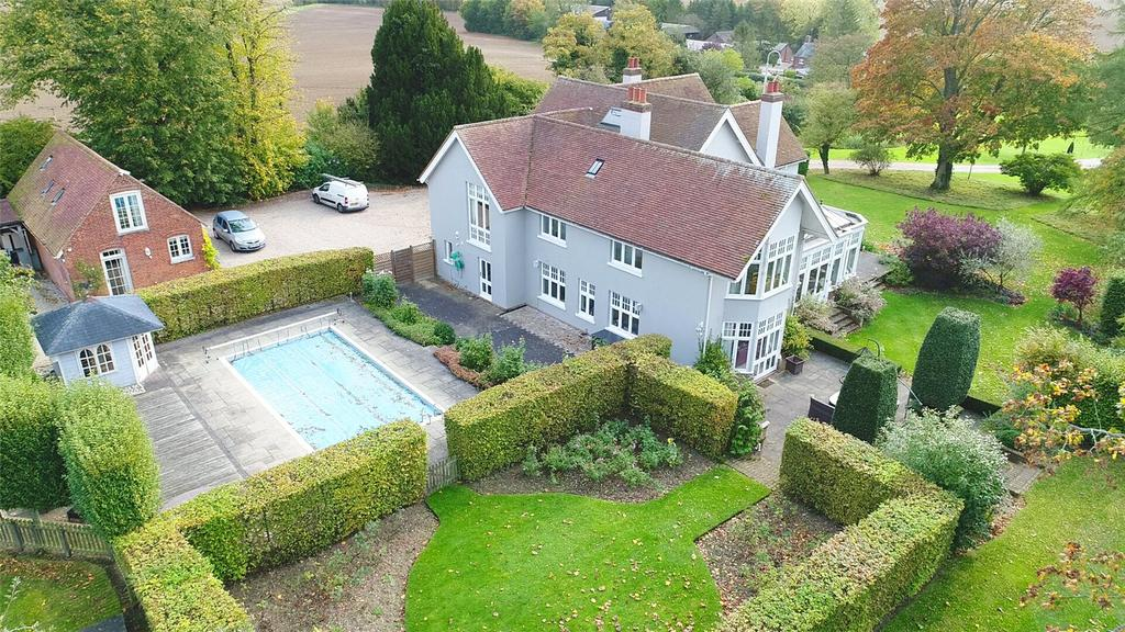 5 Bedrooms Unique Property for sale in Berden, Bishop's Stortford, Hertfordshire, CM23