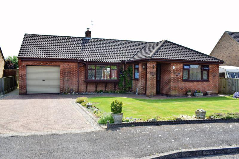 2 Bedrooms Detached Bungalow for sale in Willowbrook Drive, Brigg