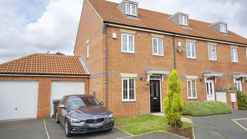 3 Bedrooms House for sale in MONARCH COURT Longbenton