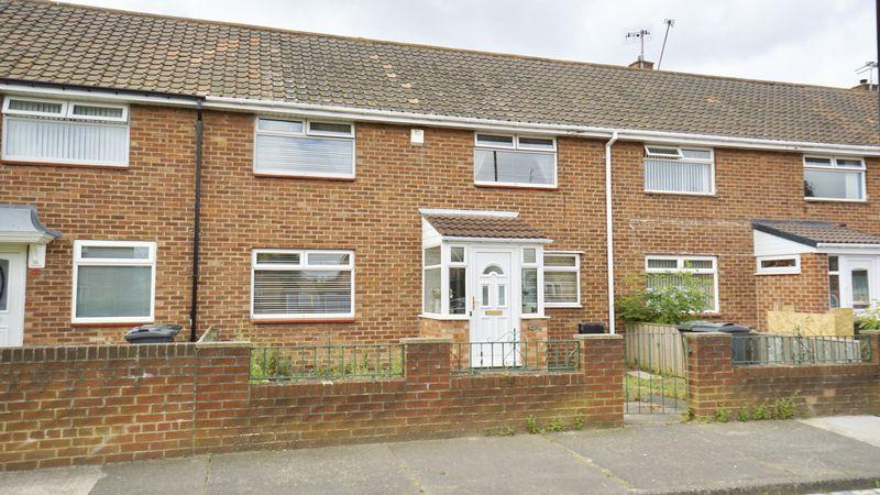 3 Bedrooms Terraced House for sale in WEST FARM WYND Longbenton