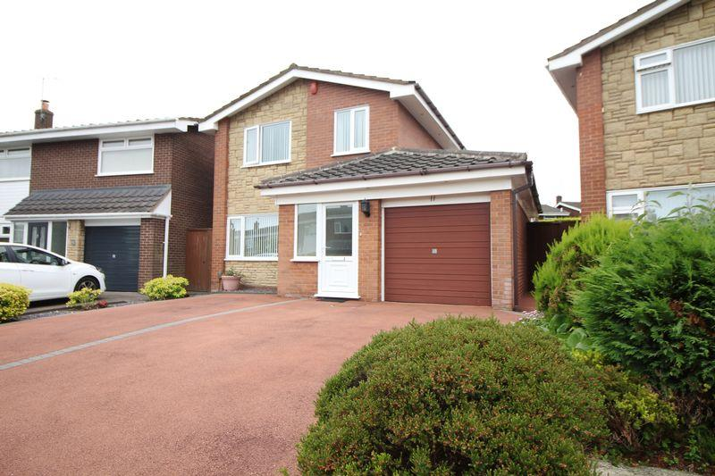 4 Bedrooms Detached House for sale in Granby Crescent, Spital