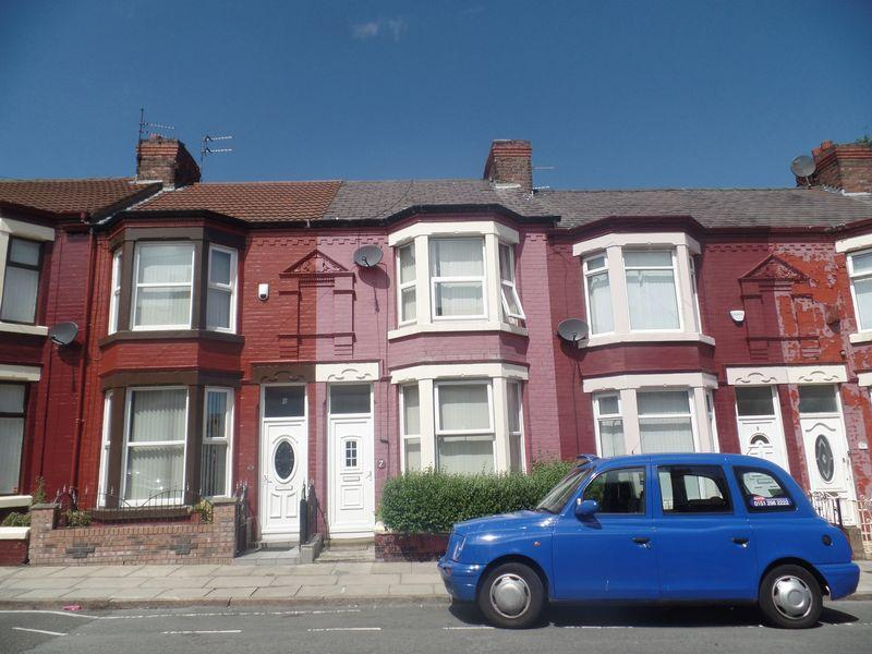 3 Bedrooms Terraced House for sale in 7 Denebank Road, Liverpool