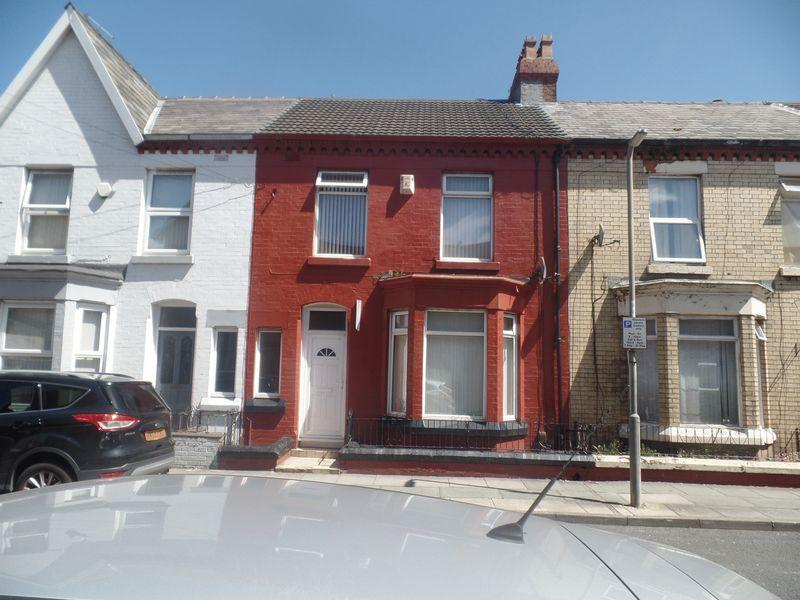 4 Bedrooms Terraced House for sale in 3 Church Road West, Liverpool