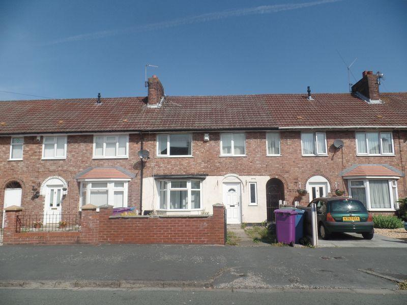 4 Bedrooms Terraced House for sale in 9 Stainburn Avenue, Liverpool