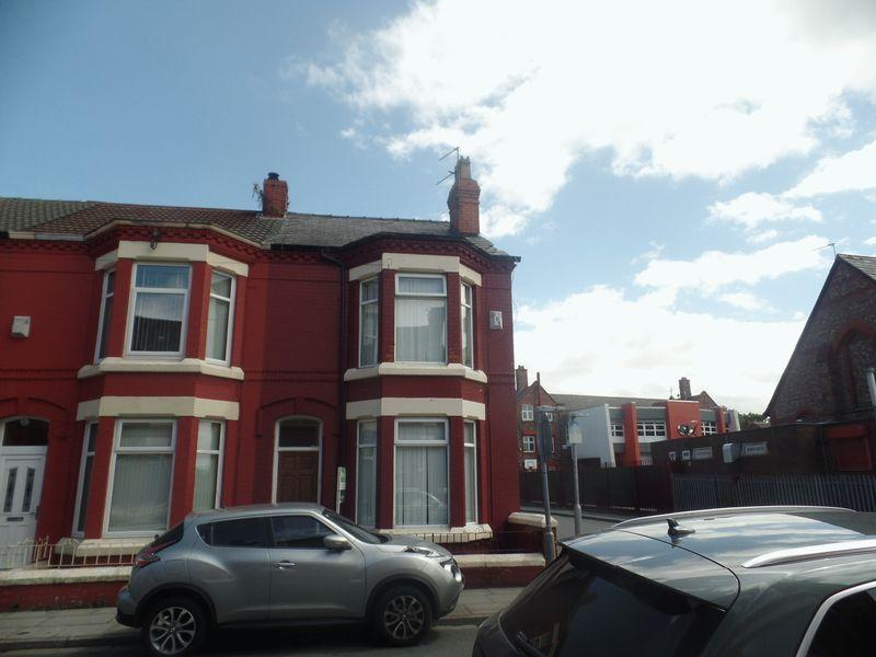 Studio Flat for sale in 13 Snaefell Avenue, Liverpool