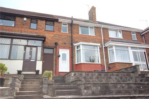 3 bedroom terraced house for sale - Glencroft Road, Solihull, West Midlands, B92