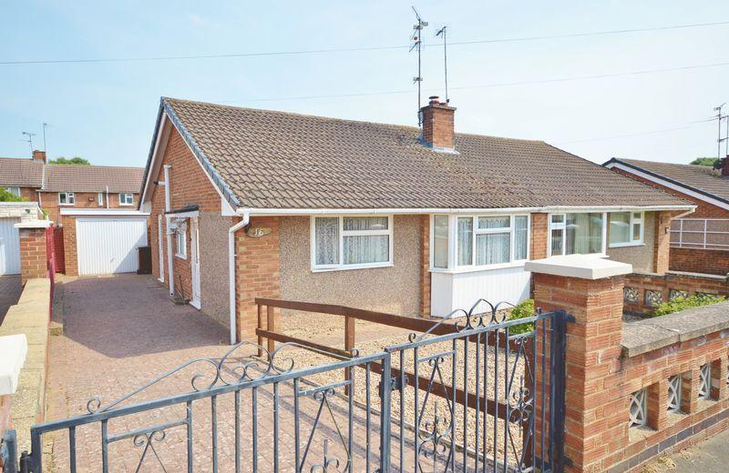 2 Bedrooms Bungalow for sale in Howard Avenue, Corby