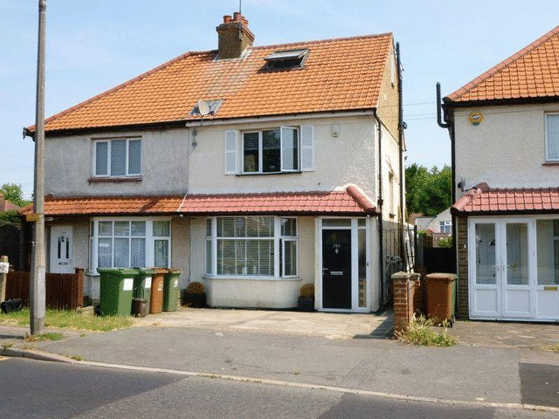 4 Bedrooms Semi Detached House for sale in Gander Green Lane, Cheam -OPEN DAY 8TH JULY 2017