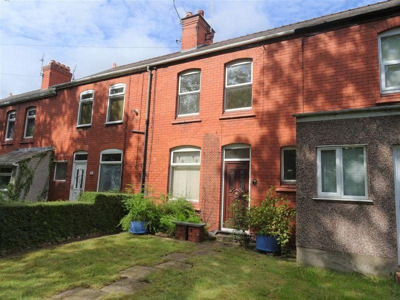 2 Bedrooms Terraced House for sale in Afon Terrace, Wrexham