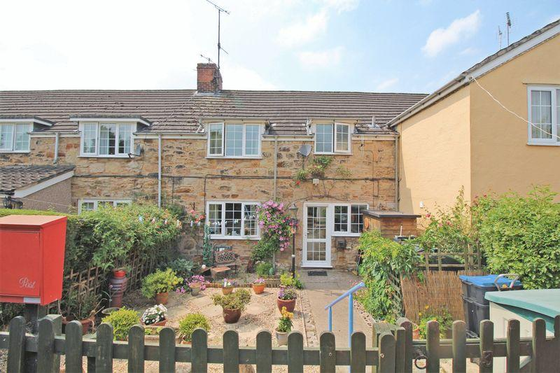 3 Bedrooms Terraced House for sale in Woodside Cottages, Chirk