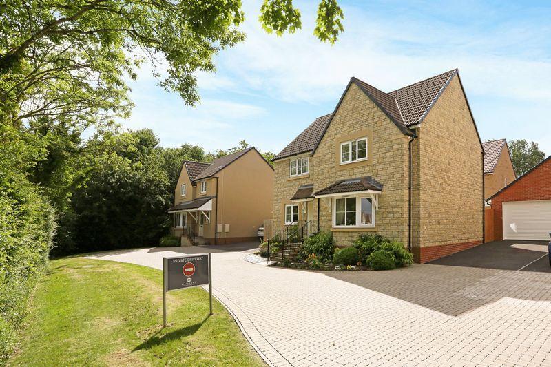 4 Bedrooms Detached House for sale in Summer Leaze, Bishop Sutton, Chew Valley, Bath NES, BS39 5EG