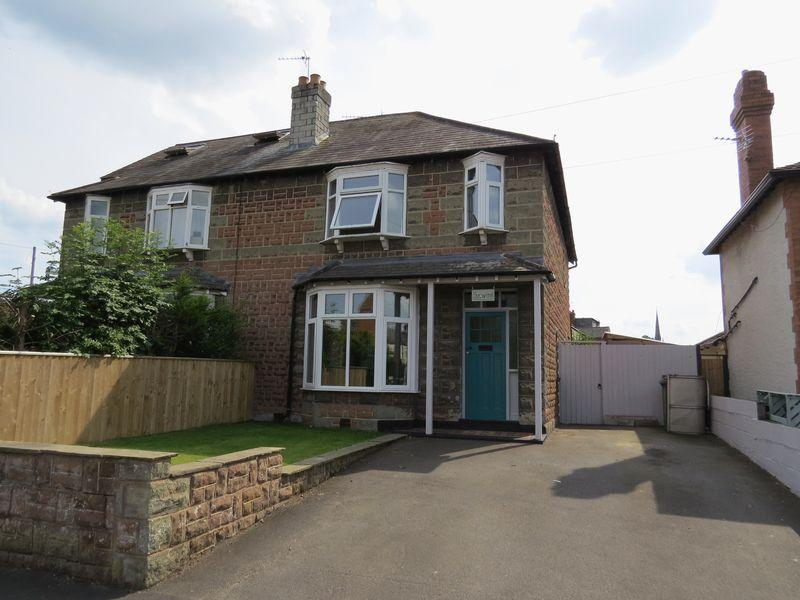 3 Bedrooms Semi Detached House for sale in Vane Road, Shrewsbury, SY3 7HB