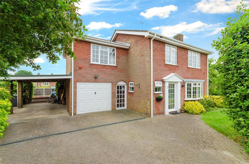 4 Bedrooms Detached House for sale in North Road, Cranwell Village, Sleaford, Lincolnshire, NG34