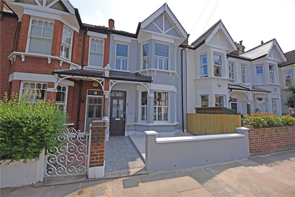 5 Bedrooms Terraced House for sale in Clonmore Street, London, SW18
