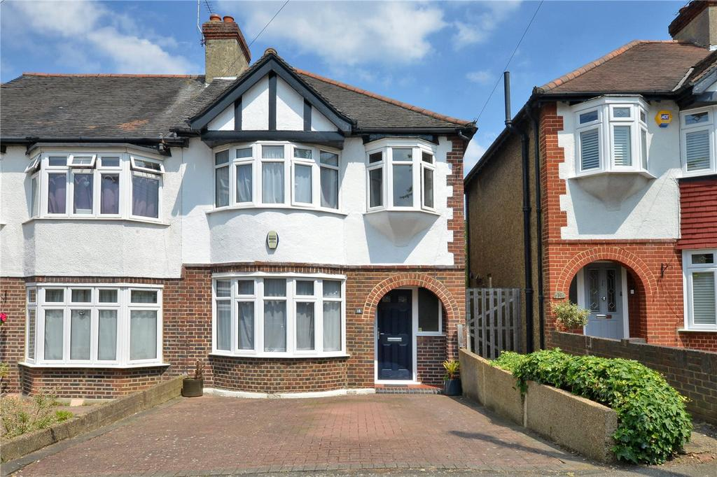 3 Bedrooms End Of Terrace House for sale in Stoughton Avenue, Cheam, Sutton, SM3