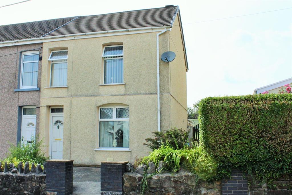 2 Bedrooms Semi Detached House for sale in Kings Road, Llandybie, Ammanford