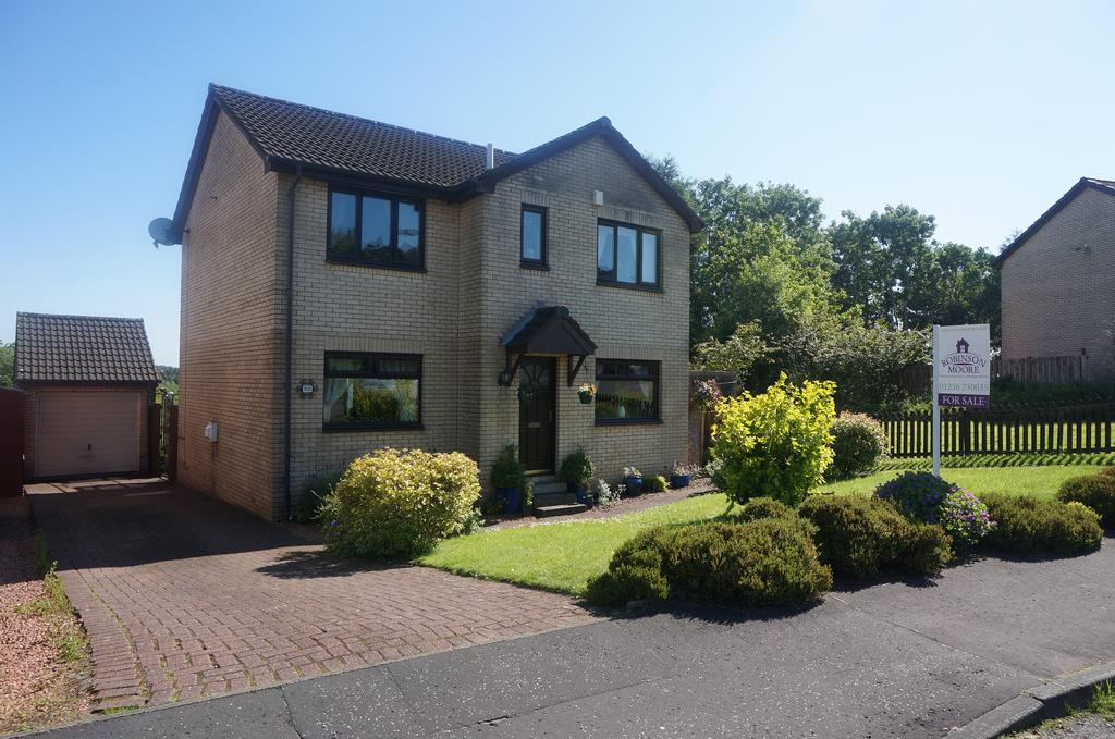 4 Bedrooms Detached House for sale in Southfield Road, Balloch, Cumbernauld G68