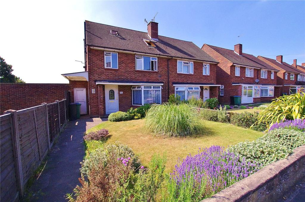 4 Bedrooms Semi Detached House for sale in Tolpits Lane, Watford, Hertfordshire, WD18