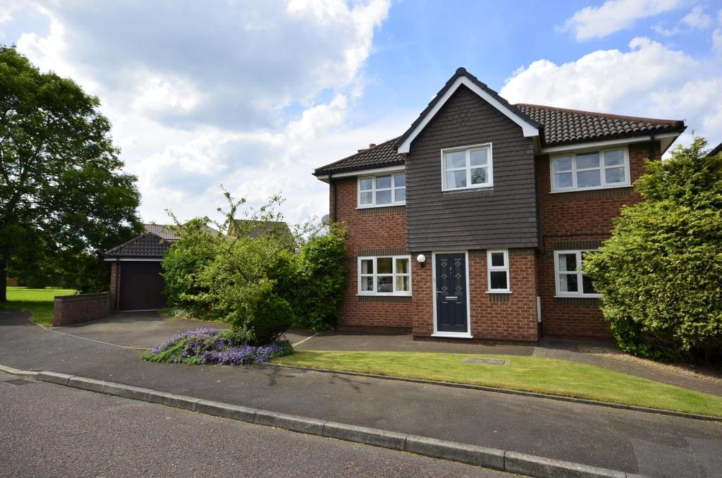 4 Bedrooms Detached House for sale in Burlescombe Close, Altrincham