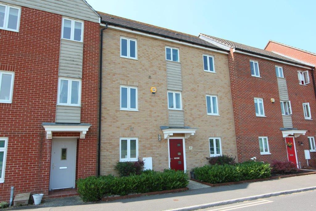4 Bedrooms Town House for sale in Hibberd Rise, Hedge End SO30
