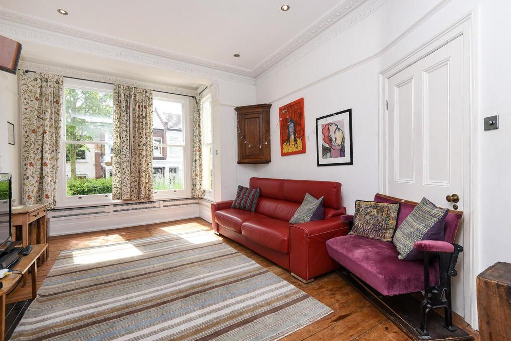 5 Bedrooms Terraced House for sale in Parolles Road, Whitehall Park