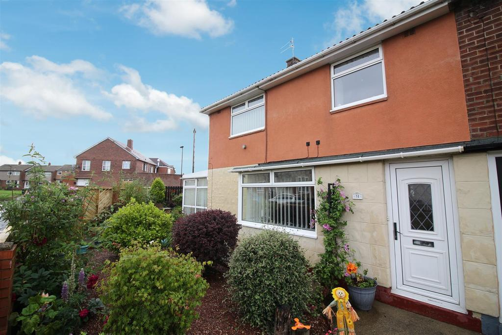 3 Bedrooms Semi Detached House for sale in Blandford Road, North Shields