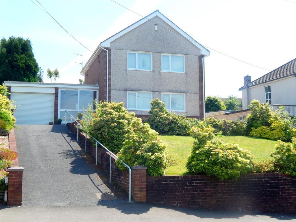 3 Bedrooms Detached House for sale in Swansea Road, Llangyfelach, Swansea