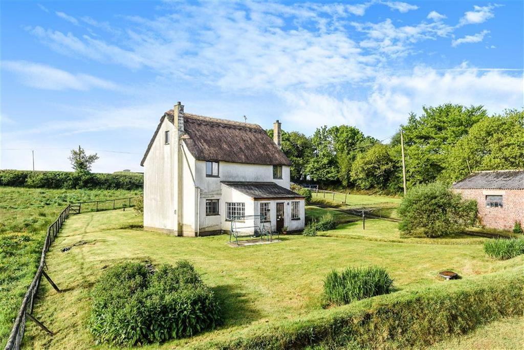 4 Bedrooms Detached House for sale in Cowsen Lane, Sourton, Okehampton, Devon, EX20