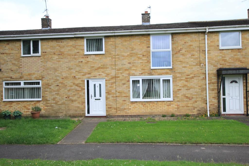 3 Bedrooms Terraced House for sale in Rufus Green South, Newton Aycliffe