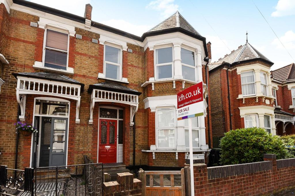 4 Bedrooms Flat for sale in Park Avenue, Palmers Green