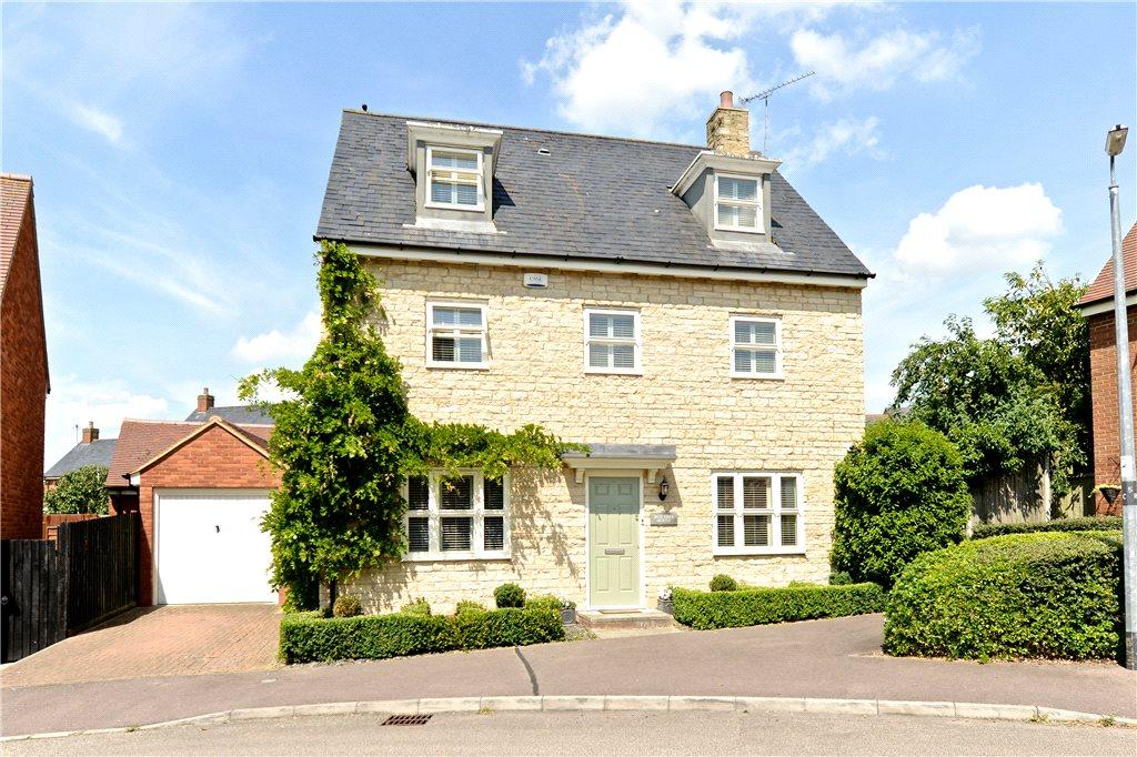 6 Bedrooms Detached House for sale in Chantry Rise, Olney, Buckinghamshire