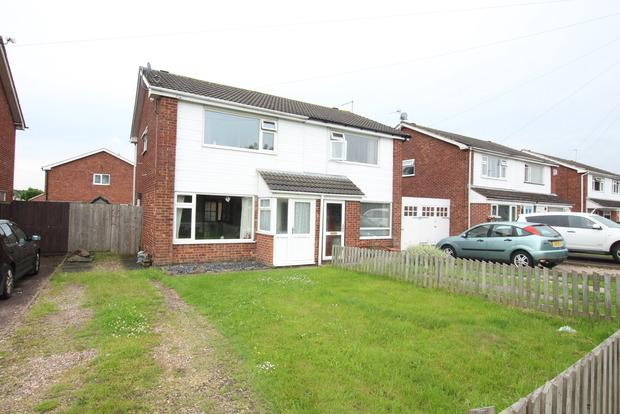 3 Bedrooms Semi Detached House for sale in Edendale Road, Melton Mowbray, LE13