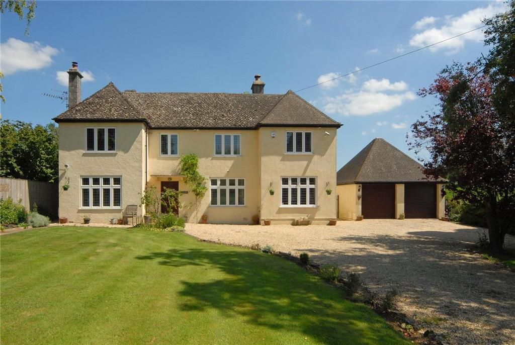 5 Bedrooms Detached House for sale in Drake Lane, Cam, Dursley, Gloucestershire, GL11